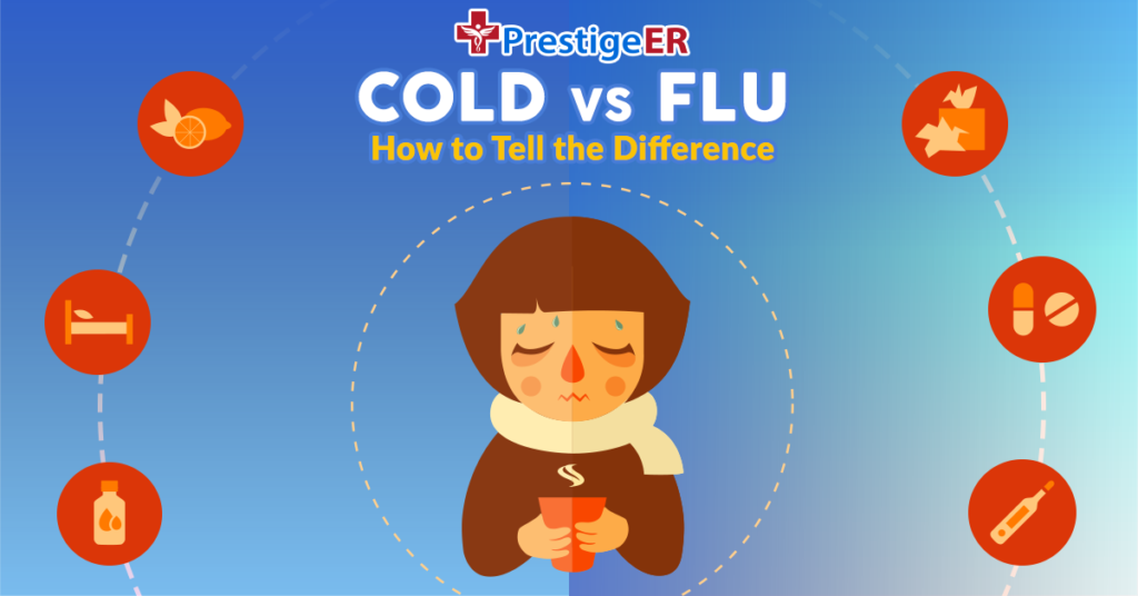 Common Cold or the Flu? Know the Difference