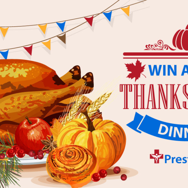 Free Thanksgiving Dinners Giveaway 2019