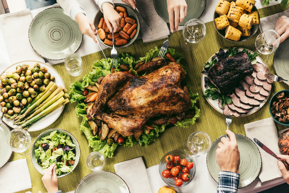 Thanksgiving Emergencies to Avoid to have a happy and healthy time