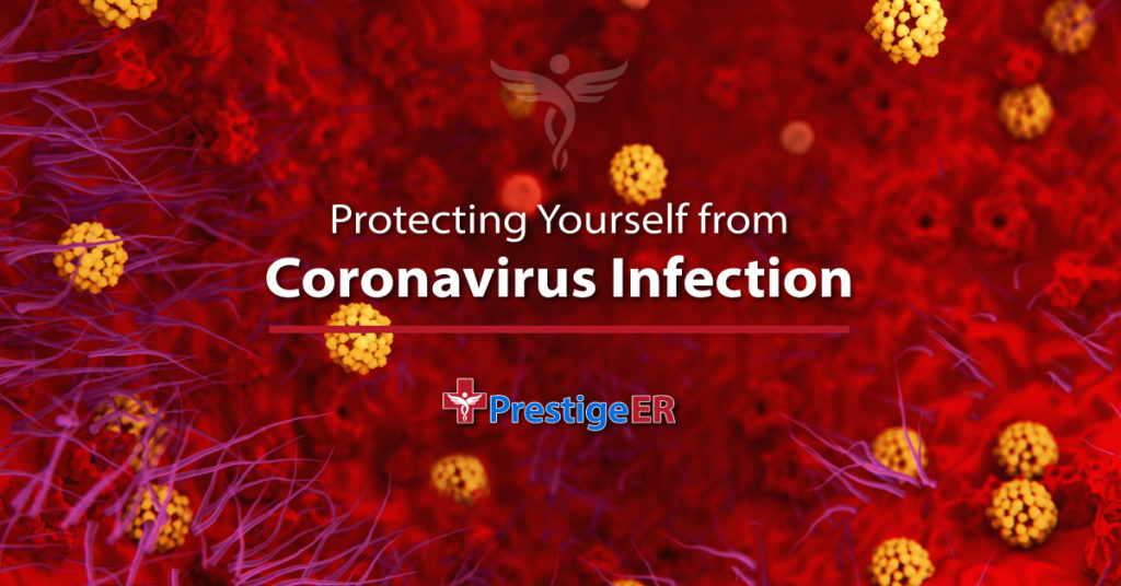 Protecting Yourself from Coronavirus Infection