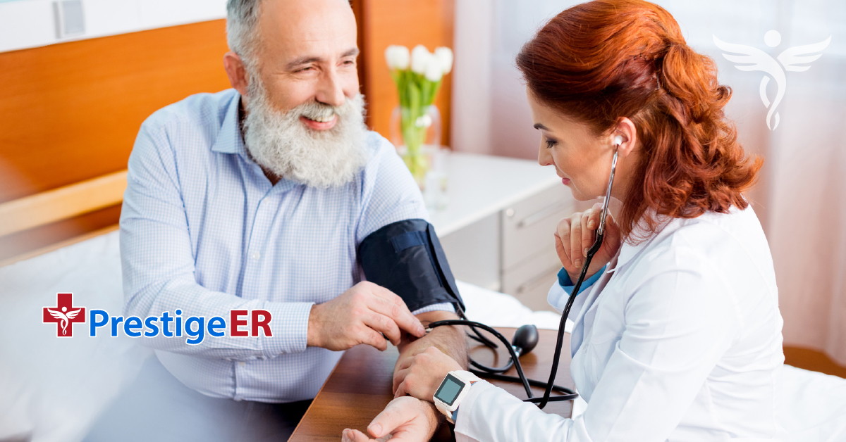 Prestige ER is now Accepting Medicare Patients
