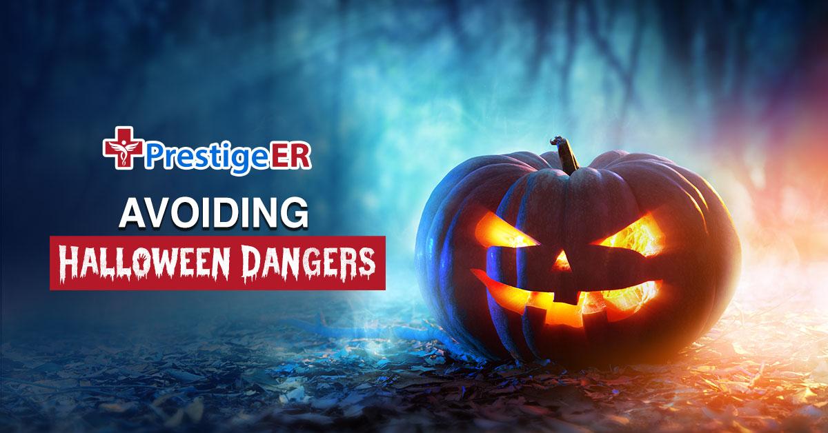 Avoid Halloween Dangers - Plano Texas ER