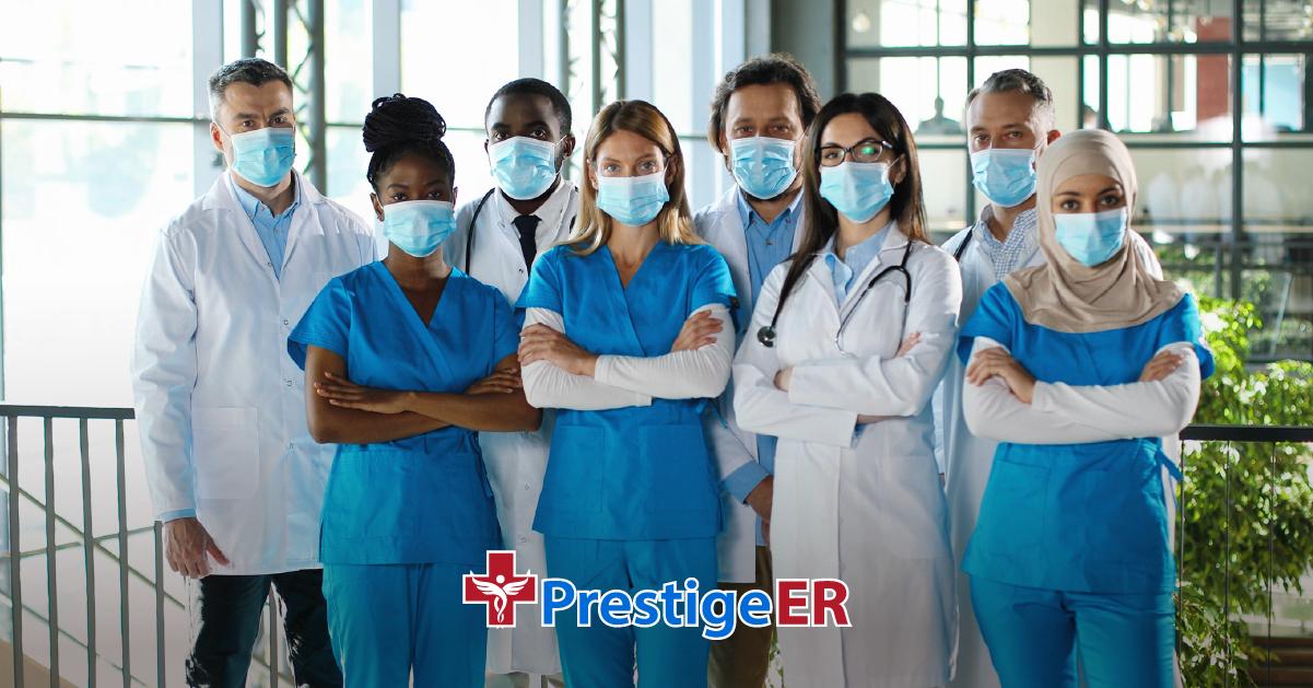 ER Nurses Week Front Line Heroes Texas
