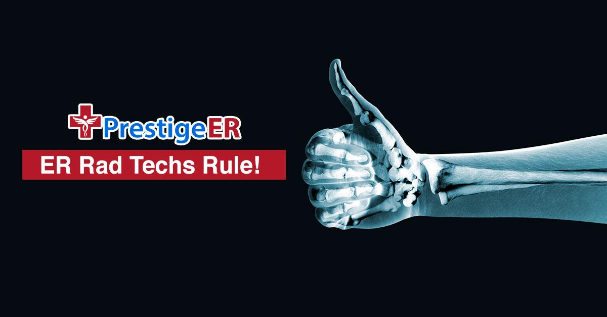 ER Rad Techs Rule!
