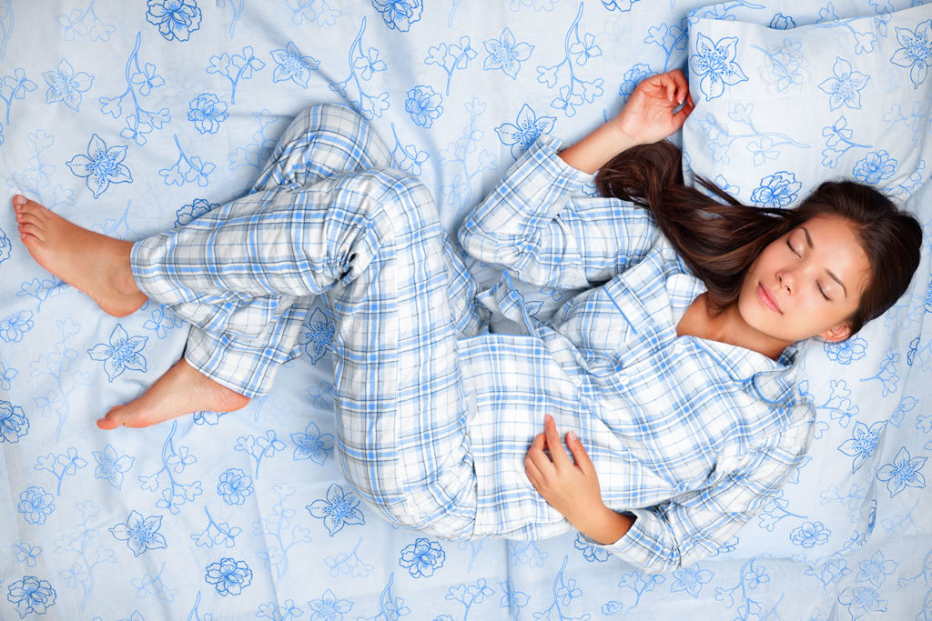 Get a Good Night's Sleep New Year's Resolutions for your Health in 2021