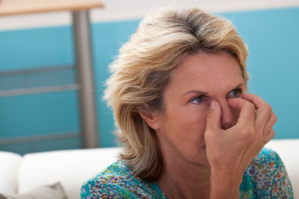 complications from the flu Sinus Infections Signs and Dangers