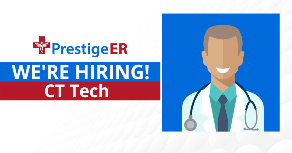 ER Careers CT tech emergency room plano texas