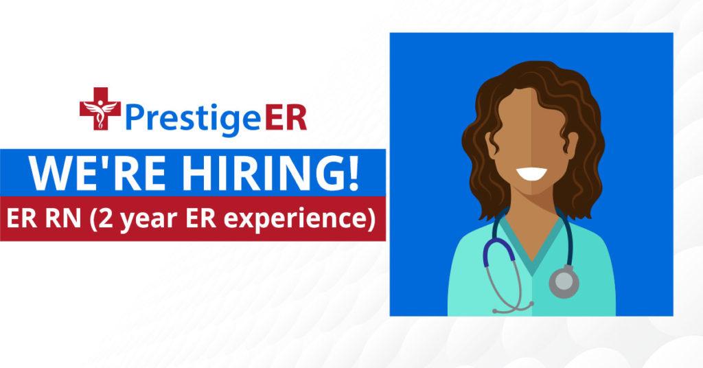 ER Careers ER Registered Nurse Prestige ER Plano Texas