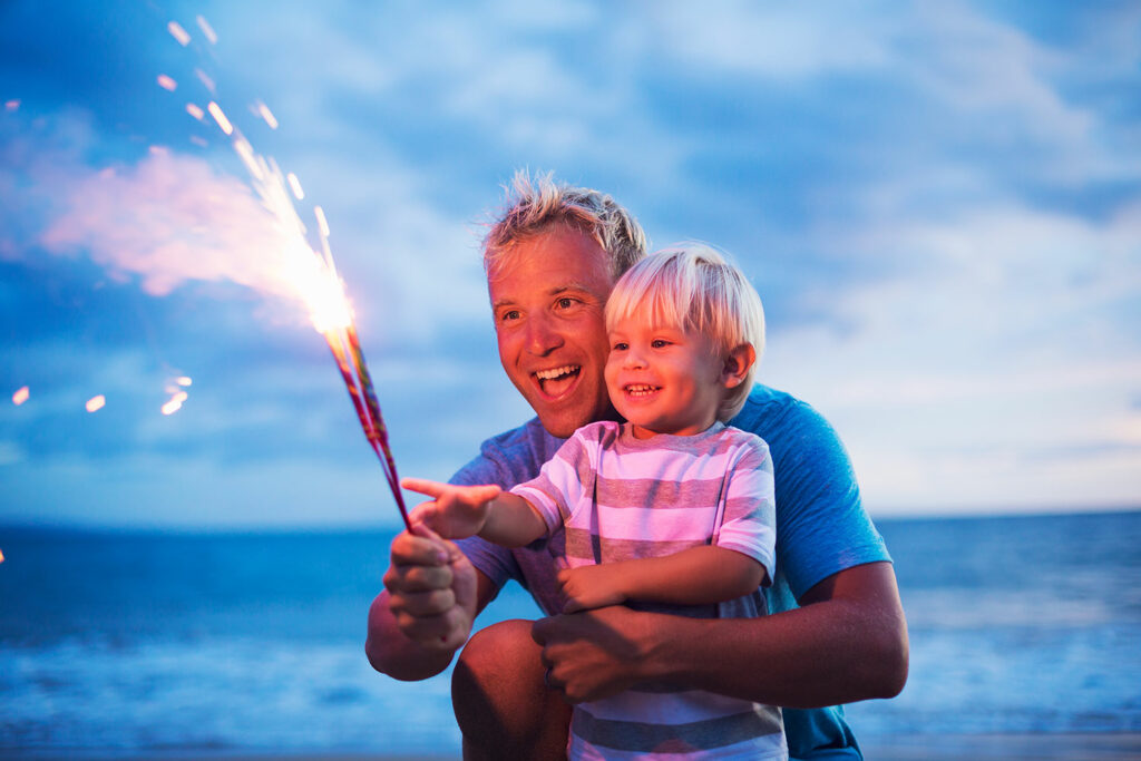 Fourth of July Safety Tips Fireworks