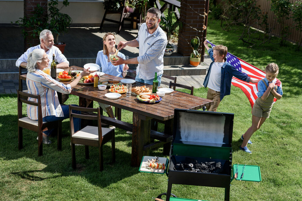 Fourth of July Safety Tips Food Safety