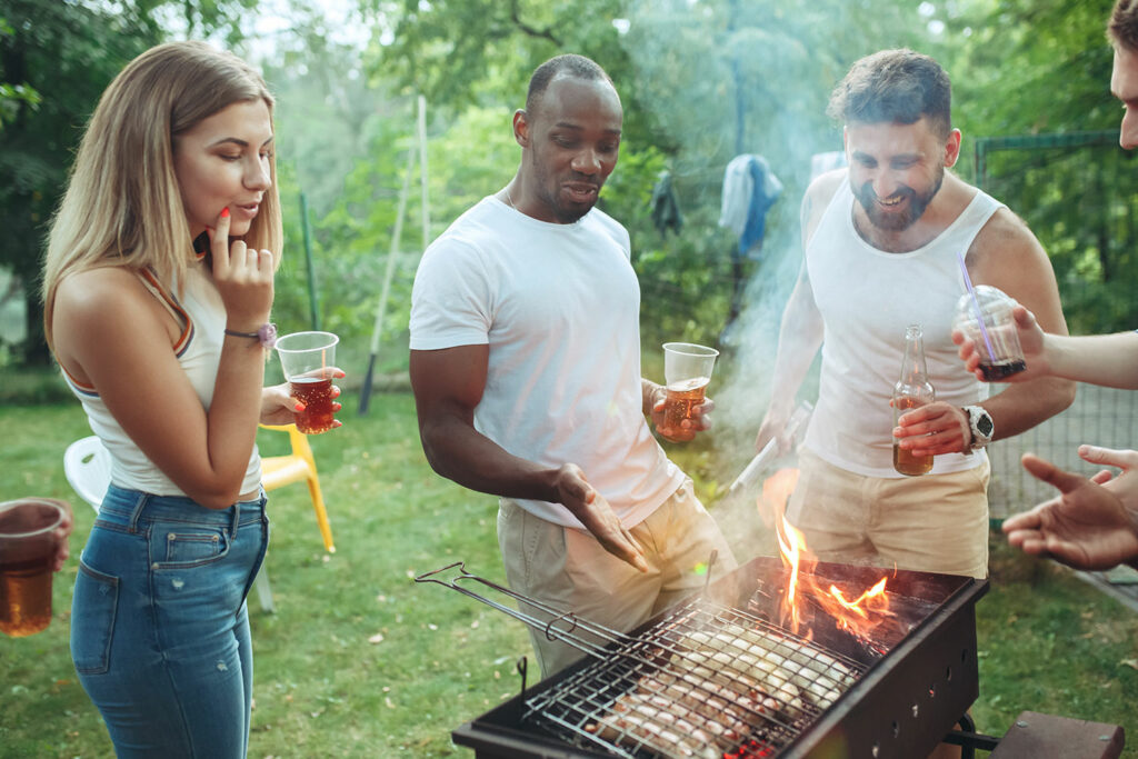 Fourth of July Safety Tips Grilling Safety